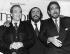 José Carreras, Luciano Pavarotti et Placido Domingo, chanteurs lyriques, 1995. © Ullstein Bild / Roger-Viollet