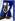 """Ossip Zadkine (1890-1967). """"Tête sur un fond bleu"""", 1966. Paris, musée Zadkine. © Musée Zadkine/Roger-Viollet"""