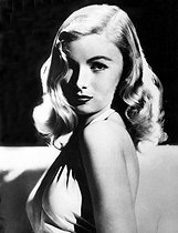 Veronica Lake (1922-1973), actrice américaine, 1941. © TopFoto / Roger-Viollet