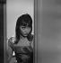"""Ce soir ou jamais"", film by Michel Deville. Anna Karina. France, 1961. © Alain Adler / Roger-Viollet"
