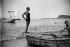 Beach scene. Saint-Jean-de-Luz (France), circa 1930. © Boris Lipnitzki/Roger-Viollet