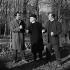 """""""Que personne ne sorte"""", film d'Ivan Godar, d'après un roman de Stanislas-André Steeman. Jean-Pierre Marielle, Philippe Nicaud et Jess Hahn. France, 1963. © Alain Adler / Roger-Viollet"""