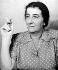 Golda Meir (1898-1978), femme politique israélienne, membre du parti travailliste. © TopFoto/Roger-Viollet