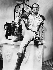 """La Vie privée de Don Juan"", film d'Alexander Korda. Douglas Fairbanks. Etats-Unis, 1934. © Ullstein Bild / Roger-Viollet"
