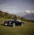 Automobile Mercedes 190 cabriolet. Années 1960. © Ray Halin/Roger-Viollet