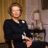 Margaret Thatcher (1925-2013), Premier ministre britannique. © TopFoto / Roger-Viollet