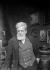 Alfred Philippe Roll (1846-1919), peintre français, 1910. © Maurice-Louis Branger / Roger-Viollet