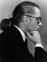 Karl Lagerfeld (1933-2019), couturier allemand, 1987. © Ullstein Bild / Roger-Viollet