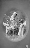 Nativity. Fancy postcard. © Neurdein/Roger-Viollet