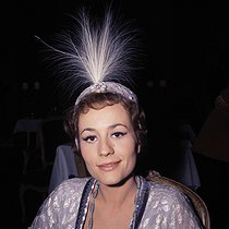 Annie Girardot (1931-2011), French actress. © Roger-Viollet