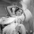 """""""La Créole"""" de Jacques Offenbach. Joséphine Baker (1906-1975). Paris, théâtre Marigny, décembre 1934. © Gaston Paris / Roger-Viollet"""