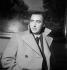 Curzio Malaparte (1898-1957), écrivain italien, en 1948. © Boris Lipnitzki/Roger-Viollet