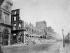 Paris Commune (1871). Remains of the Ministry of Finance after the fire of June 1871. Anonymous. Bibliothèque historique de la Ville de Paris.    © BHVP/Roger-Viollet