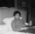 """Un couple"", film de Jean-Pierre Mocky (1929-2019). Nadine Basile. France, 8 mars 1960. © Alain Adler / Roger-Viollet"