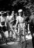 World War II. Elegance on Wheels Day. Paris, June 1942. © LAPI/Roger-Viollet