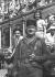 World War II. Liberation of Paris. Captain Dronne, first French officer, who arrived at the place de l'Hôtel-de-Ville on August 24th, 1944. Paris (France), August, 25th 1944. © Roger-Viollet