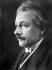 Albert Einstein (1879-1955), physicien et mathématicien allemand. © Pierre Choumoff / Roger-Viollet
