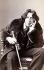 Oscar Wilde (1854-1900), écrivain irlandais. New York (Etats-Unis), 1882. Photo : Napoleon Sarony. © Napoleon Sarony / Ullstein Bild / Roger-Viollet