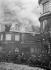 """Fire at """"Le Bon Marché"""" department store. Paris, 1915. © Maurice-Louis Branger/Roger-Viollet"""