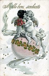 Greeting card, circa 1900. © Roger-Viollet