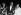 """Ray Sugar Robinson (1920-1989), boxeur américain et son épouse, lors de la présentation de """"Le Prince et la danseuse"""", film de Laurence Olivier, 1957. © Ullstein Bild / Roger-Viollet"""