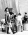 """Sean Flynn, fils d'Errol. Suivant les pas de son père comme marin pendant le tournage du film """"Il Figlio del capitano Blood"""" de Tulio Demicheli. 17 novembre 1961. © TopFoto / Roger-Viollet"""