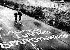 """Printemps de Prague. """"Assassins, retournez chez vous"""", message exprimant l'opinion du peuple tchécoslovaque. Environs de Liberac (Tchécoslovaquie), 1968. © TopFoto / Roger-Viollet"""