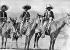 Mexican revolution (1910-1920). Mexican riders. © Albert Harlingue/Roger-Viollet