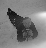 Boris Lipnitzki (1887-1971), photographe français. Kitzbühel (Autriche), janvier 1936. © Boris Lipnitzki/Roger-Viollet