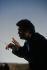 "Placido Domingo (né en 1941), ténor et chef d'orchestre espagnol. ""Domingo TV Show"", décembre 1980.  © Clive Barda/TopFoto/Roger-Viollet"