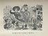 """""""Francisco Indalecio Madero (1873-1913), homme d'Etat mexicain, arrivant à Mexico (Mexique)"""". Gravure, 1911. © Iberfoto / Roger-Viollet"""