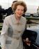 Margaret Thatcher (1925-2013), ancien Premier ministre britannique. Blackpool (Grande-Bretagne), 12 octobre 1995. © TopFoto / Roger-Viollet