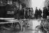 Seine floods. Rue du Bac. Paris (VIIth arrondissement), 1910. © Maurice-Louis Branger/Roger-Viollet