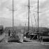 Le vieux Port et Notre Dame de la Garde. Marseille (Bouche-du-Rhône). © Hélène Roger-Viollet / Roger-Viollet