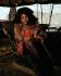 Barbara, star of the Archaos Circus, 1991. Photograph by Kathleen Blumenfeld (1920-2011). © Kathleen Blumenfeld/Roger-Viollet