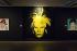 Autoportrait d'Andy Warhol (1928-1987), artiste américain, dans son musée. Pittsburgh (Pennsylvanie, Etats-Unis), 29 juillet 2009.  © Teake Zuidema / The Image Works / Roger-Viollet