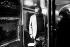Sergio Leone (1929-1989), réalisateur et scénariste italien, dans une boutique d'antiquités, 1970-1980.  © Alinari / Roger-Viollet