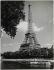 The Eiffel Tower, view from the avenue de New-York, north and south from the pont d'Iéna. Foreground : the river Seine and river boats. Paris (XVIth arrondissement), circa 1970. Photograph by Jean Roubier (1896-1981). Bibliothèque historique de la Ville de Paris. © Jean Roubier/BHVP/Roger-Viollet