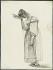 René Marjolin (1812-1895). Femme de Sora (Italie). Crayon graphite. Paris, musée de la Vie romantique. © Musée de la Vie Romantique/Roger-Viollet