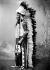 Indien Sioux d'Amérique du Nord, vers 1900. © Léopold Mercier/Roger-Viollet