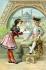 Souvenir of the 1889 World Fair in Paris. © Roger-Viollet
