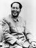 Mao Zedong (1893-1976), homme d'Etat chinois, 1958. © Ullstein Bild/Roger-Viollet