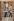 """Couronnement de Clotaire I (vers 497-561), fils de Clovis. En 558, il devînt le seul maître du royaume des Francs. Miniature des """"Chroniques de France"""" d'Antoine Vérard, 1492. © Roger-Viollet"""