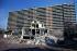 Destruction d'immeubles insalubres sur les hauts de Belleville. Paris (XXème arr.), avril 1974. Photographie de Léon Claude Vénézia (1941-2013). © Léon Claude Vénézia/Roger-Viollet