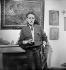 Jean Cocteau (1889-1963), French writer, dramatist and director. Milly-la-Forêt (Essonne), 1951.     © Boris Lipnitzki / Roger-Viollet