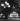 Night fountains, place André Malraux, Palais-Royal district. Paris (IInd arrondissement), 1957. Photograph by Janine Niepce (1921-2007). © Janine Niepce/Roger-Viollet