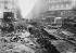Après la crue de la Seine. Paris, Place du Havre (VIIIème arr.), 1910. © Maurice-Louis Branger/Roger-Viollet