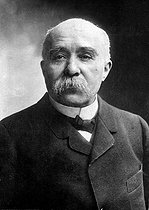 Georges Clemenceau (1841-1929), French politician, 1906. © Roger-Viollet