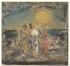"""Georges Rouault (1871-1958). """"Christ et disciples"""", 1905. Paris, musée d'Art moderne. © Musée d'Art Moderne/Roger-Viollet"""