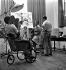 "Shooting of ""A bout de souffle"" by Jean-Luc Godard. Jean-Paul Belmondo and Jean Seberg. France, 1959. © Alain Adler / Roger-Viollet"